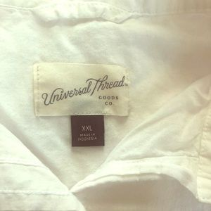 Universal Thread white button down